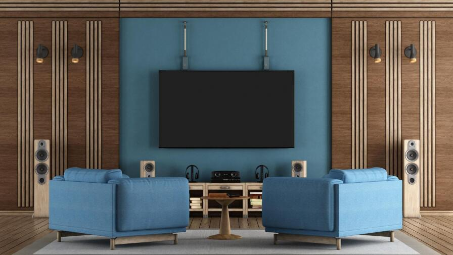 Home cinema custo beneficio